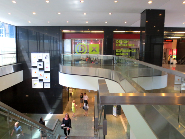 entrance-into-design-exchange-museum-toronto