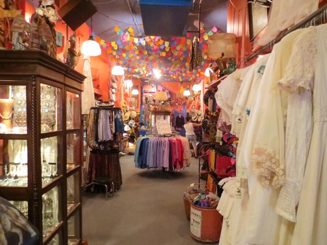 inside courage my love vintage shop toronto kensington market