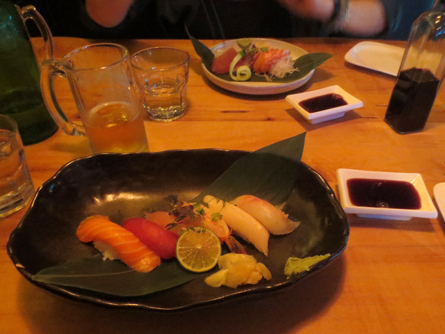sushi-sampler-at-saki-sushi-queen-street-west