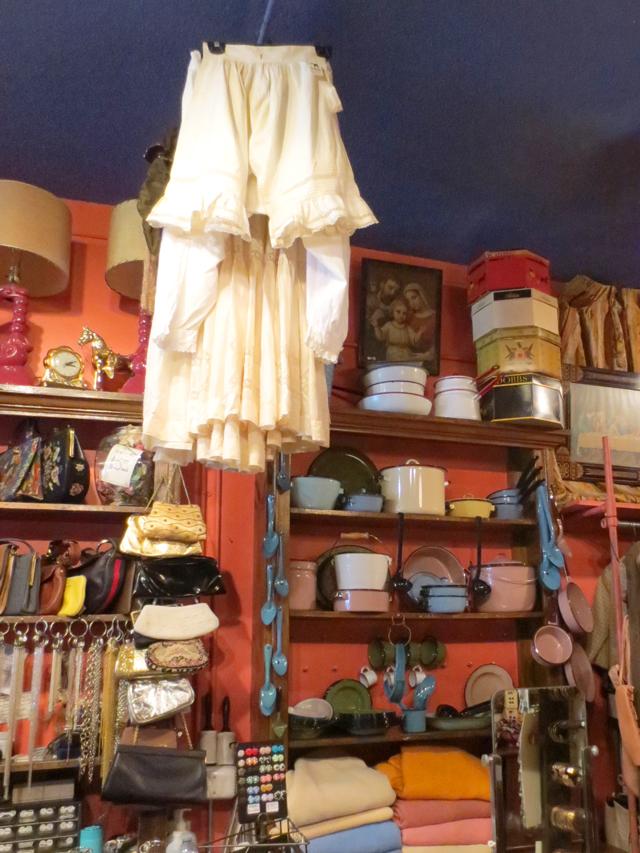 vintage enamal pots purses woolen blankets courage my love kensington toronto