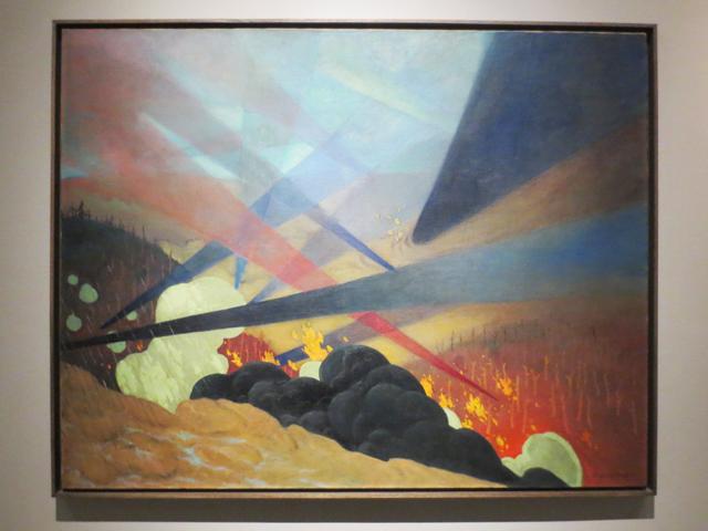 felix-vallotton-painting-verdun-at-ago-exhibition-mystical-landscapes