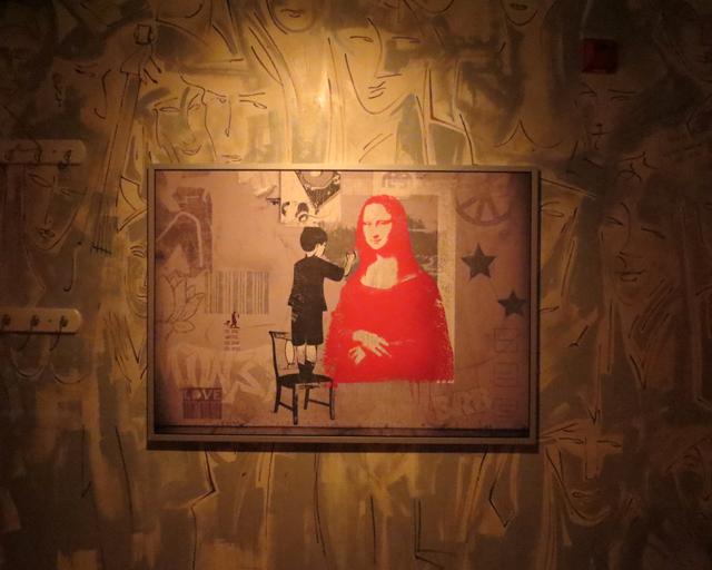artwork-no-one-writes-to-the-colonel-bar-college-street-toronto