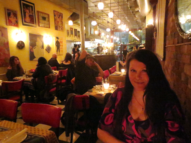 at la palette restaurant queen street west toronto