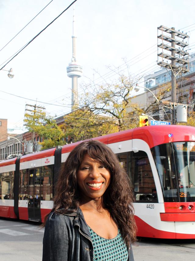 leslie streetcar
