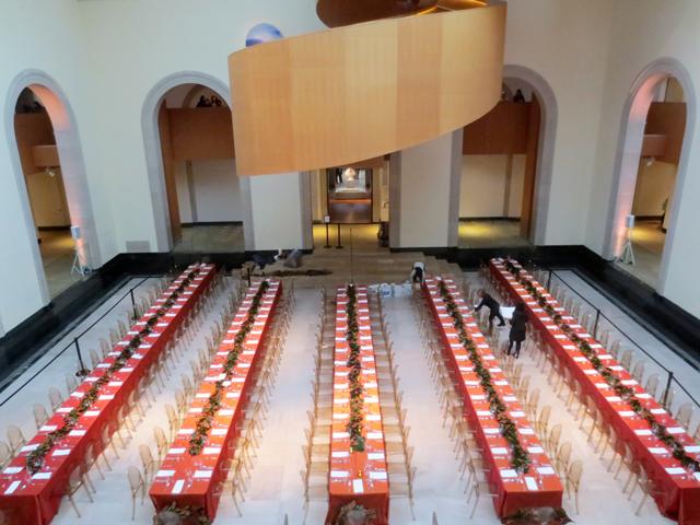 preparing-for-wedding-reception-walker-court-ago-toronto