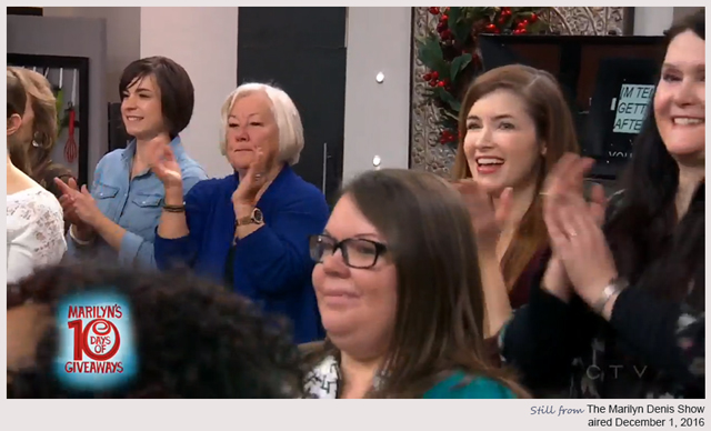 audience-marilyn-denis-show-toronto-queen-street-west