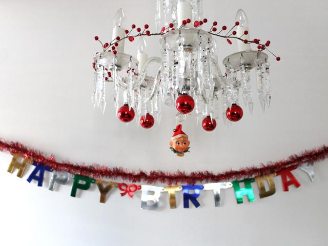 celebrating christmas birthdays