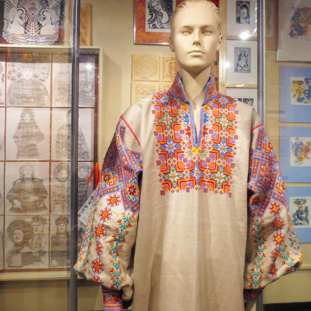 art show at ukrainian museum of canada toronto dave melnychuk