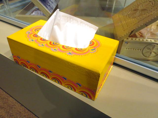 embellished tissue box covers ukranian art by dave melnychuk
