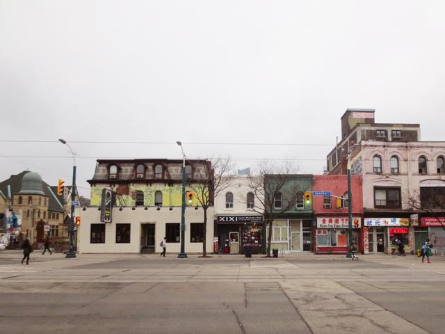 grossmans spadina avenue