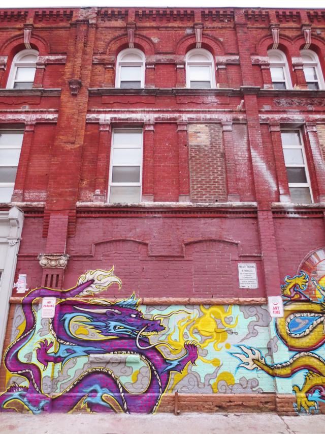 mural toronto chinatown