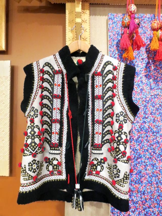 ukrainian vest created by dave melnychuk