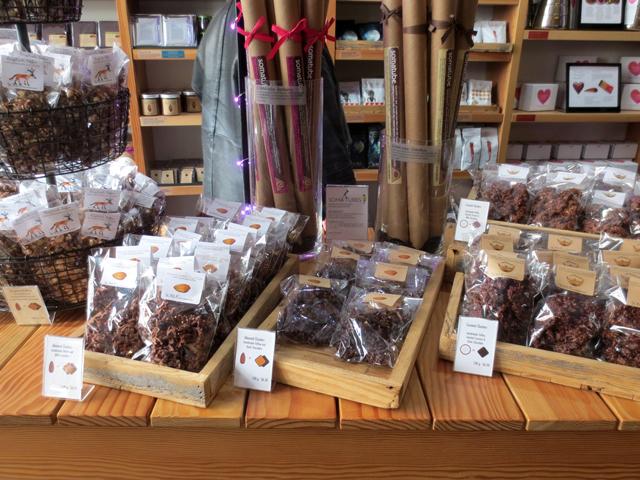 in soma chocolate shop king street west toronto