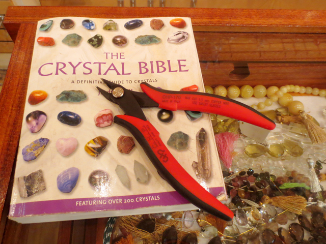 crystals at the beadery queen street west toronto