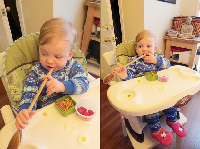 j in high chair