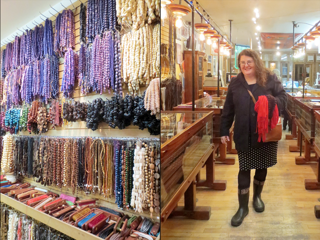 the beadery shop queen street west toronto beads