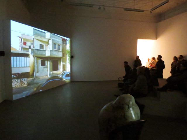 a magical substance flows into me art installation film at mercer union gallery toronto