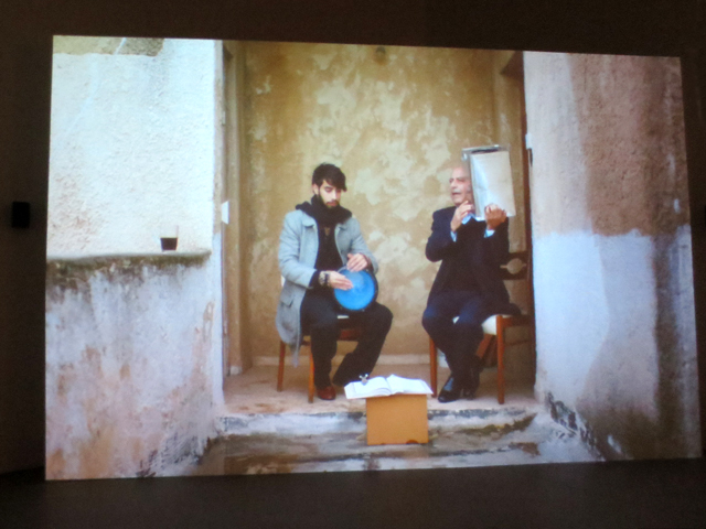 still from film a magical substance flows into me by Jumana Manna mercer union gallery toronto