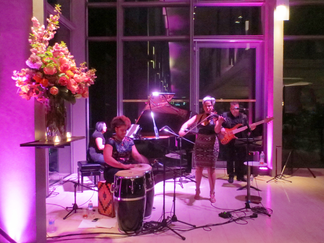 Cuban Jazz Band OKAN at Koerner Hall Royal Occasion Gala Toronto Royal Conservatory of Music Canada