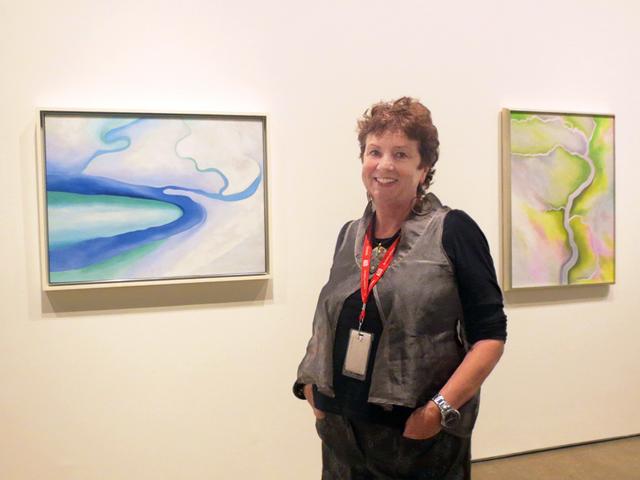ago Interpretive Planner Gillian McIntrye georgia okeeffe exhibition toronto art gallery of ontario
