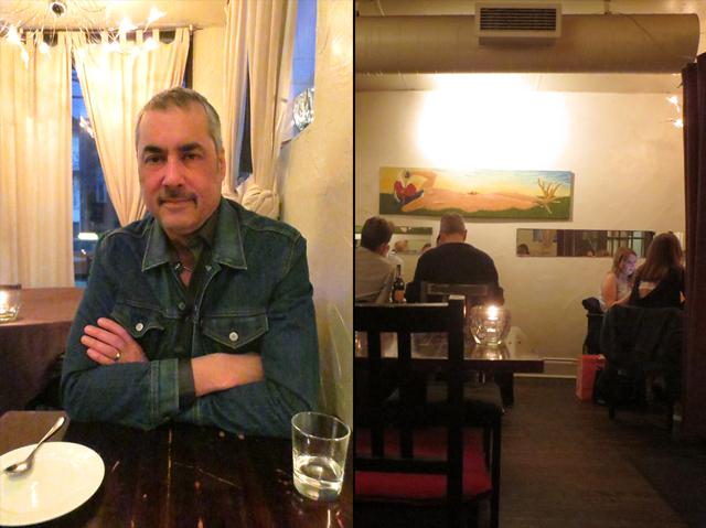 at beast restaurant toronto