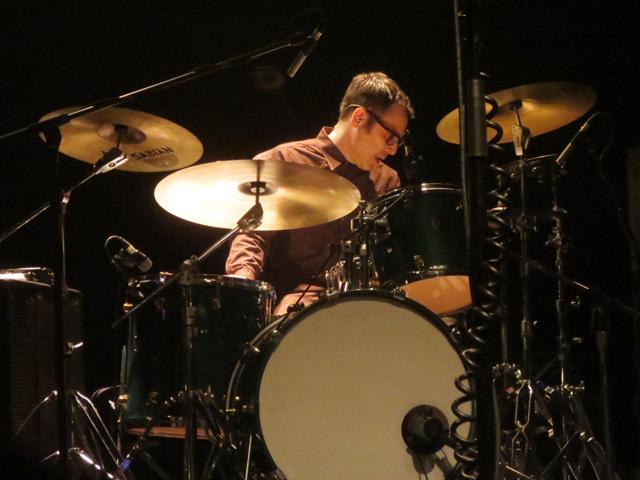 drummer whitehorse band at the phoenix toronto cmw