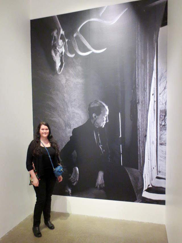 me and portrait