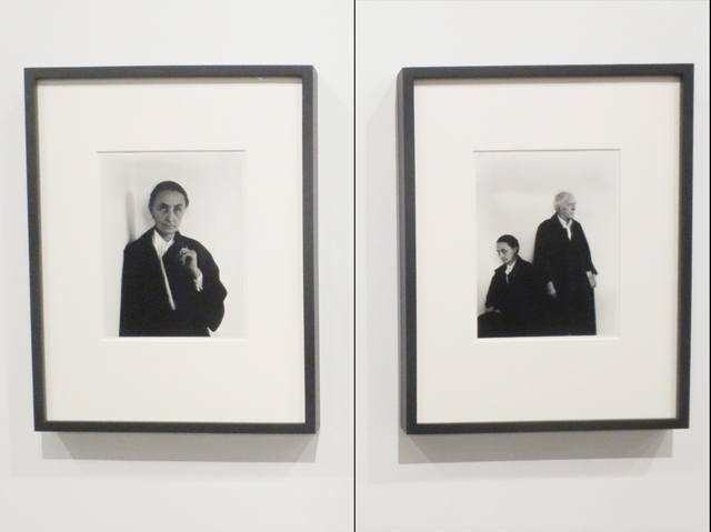portraits of georgia okeeffe and alfred stieglitz by arnold newman