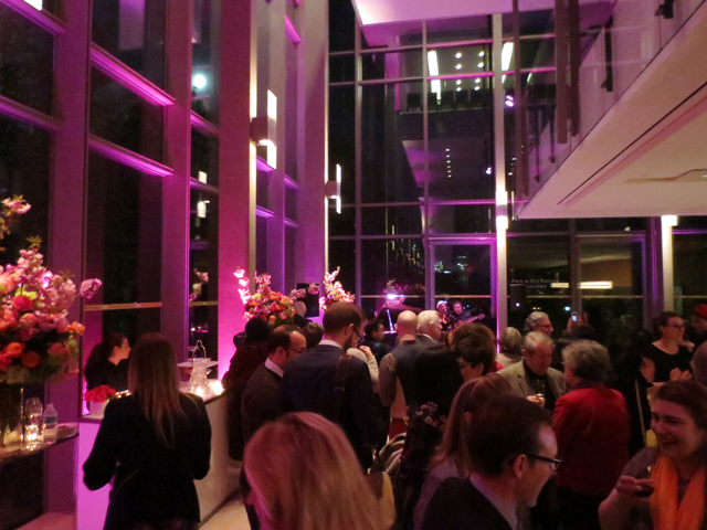 royal conservatory of music royal occasion gala reception koerner hall toronto twenty seventeen