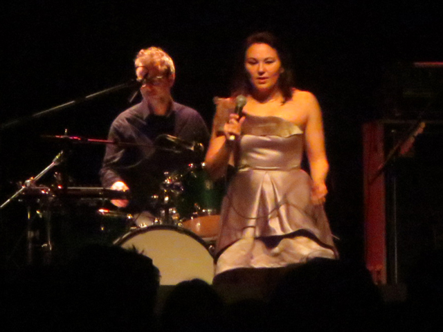 tanya tagaq canadian music week six shooter records the phoenix toronto