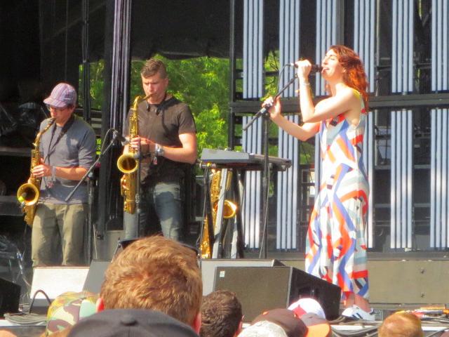 hannah georgas field trip music festival toronto