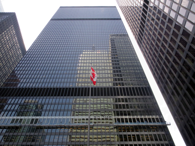 td centre toronto downtown financial district