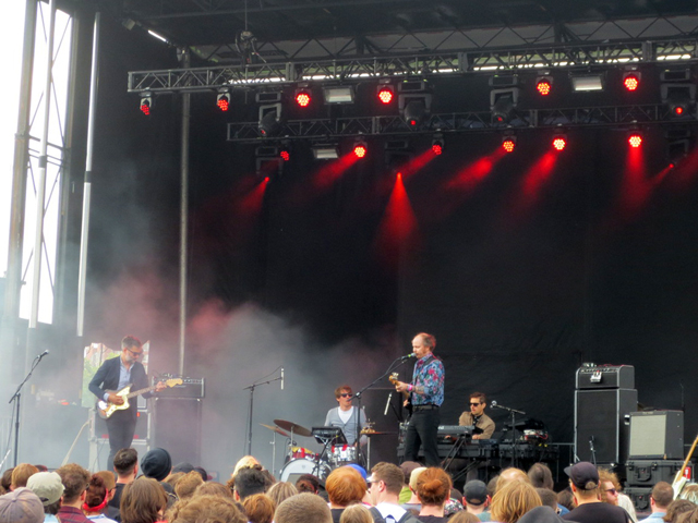 timber timbre performing field trip festival toronto 2017
