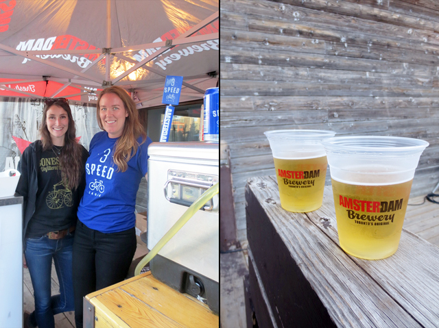 amsterdam beer at toronto open roof festival