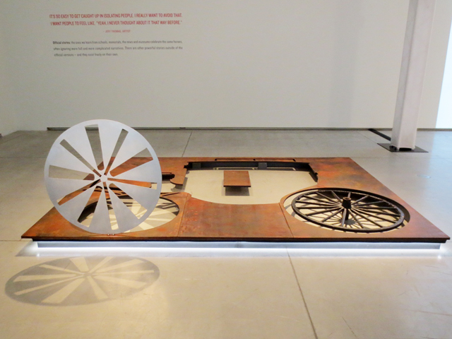 every now then reframing nationhood at ago toronto a mobile and visible carriage by charmaine lurch