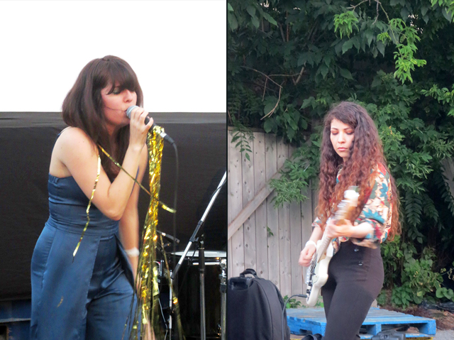 lex and nadia lolaa band open roof festival toronto