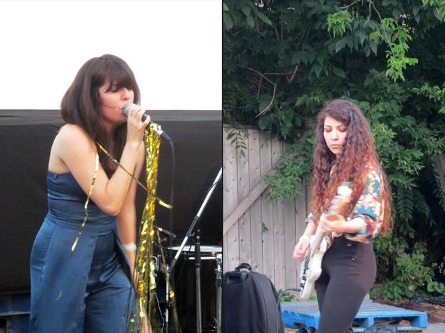 lex and nadia lolaa band open roof festival toronto