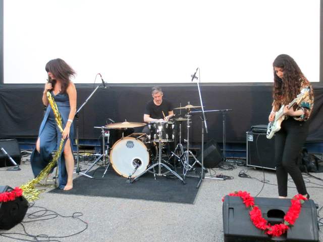 lolaa band toronto at open roof restival