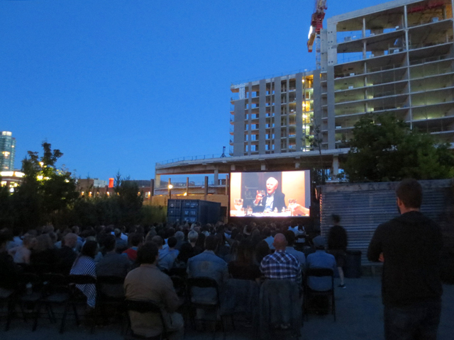 open roof festival toronto weekly live music films and beer