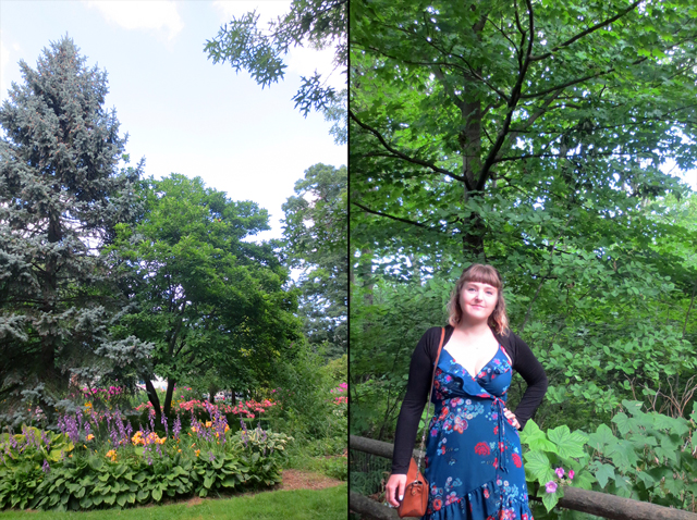 at kew gardens toronto