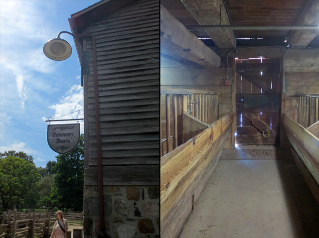 francey barn historic building toronto riverdale farm