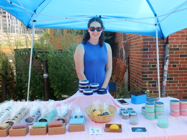 glacier body care at parkdale flea handmade soaps and scrubs