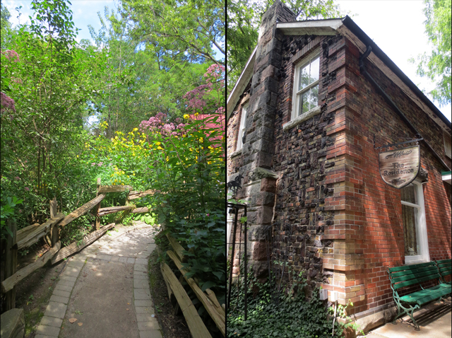 going to the original zoo keepers house riverdale farm toronto the residence