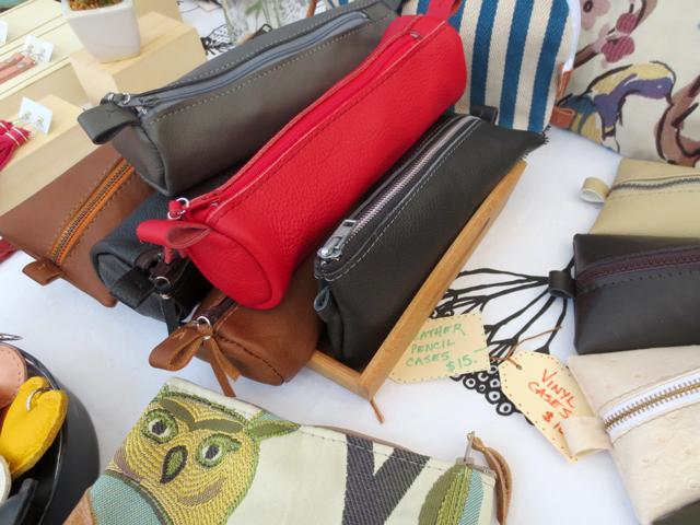 handmade items at parkdale flea toronto