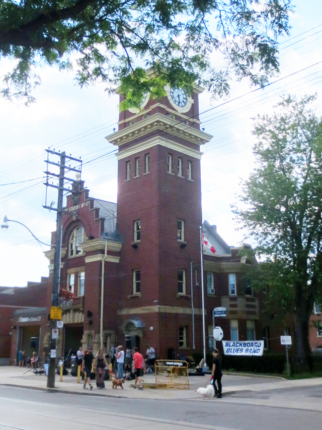 kew beach fire hall toronto built in 1905 the beaches