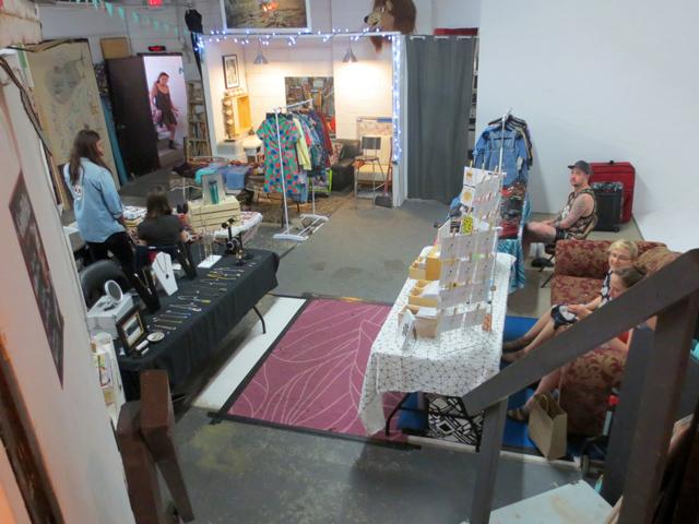 parkdale flea makers artists and vintage market toronto