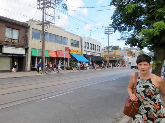 queen street east toronto the beaches