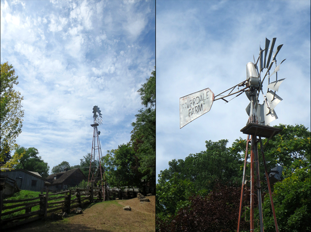 windmill at riverdale farm toronto