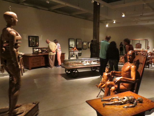 Ydessa Hendeles art istallation at Power Plant Contemporary Gallery Toronto