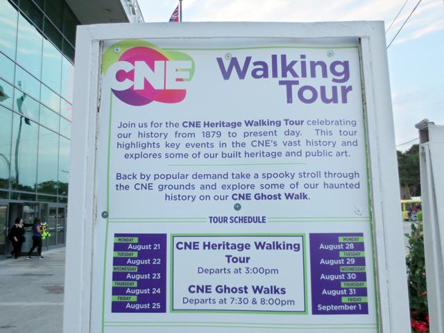 cne ghost walk tour